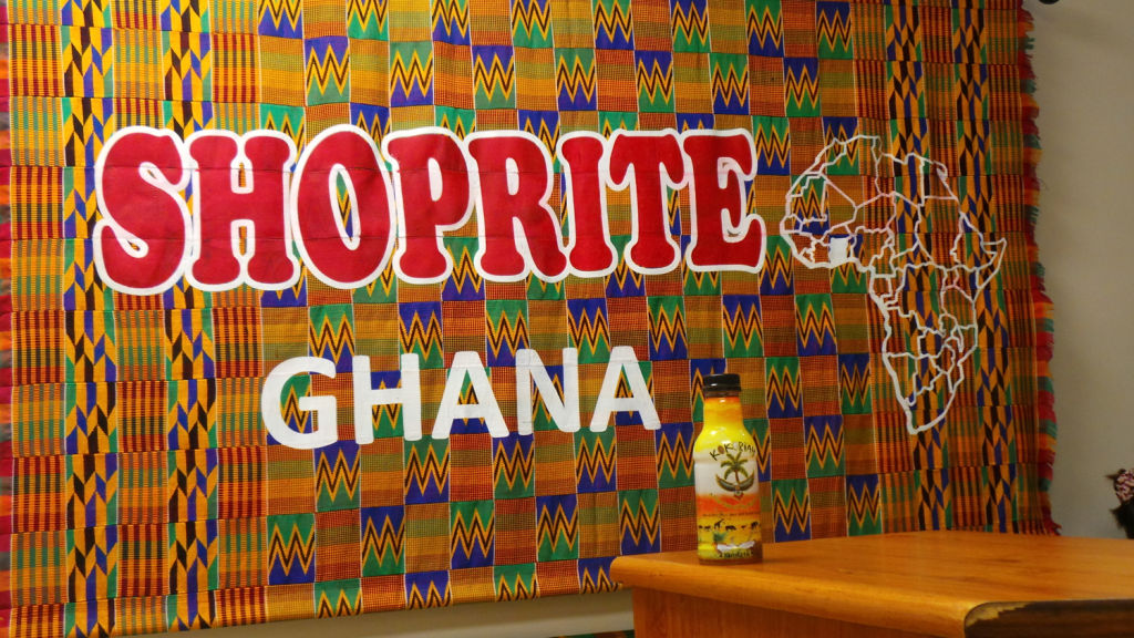 Shoprite Ghana and Kokoriah bottle