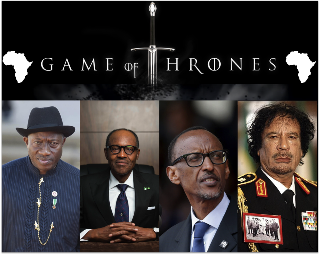 Game of Thrones Africa 2